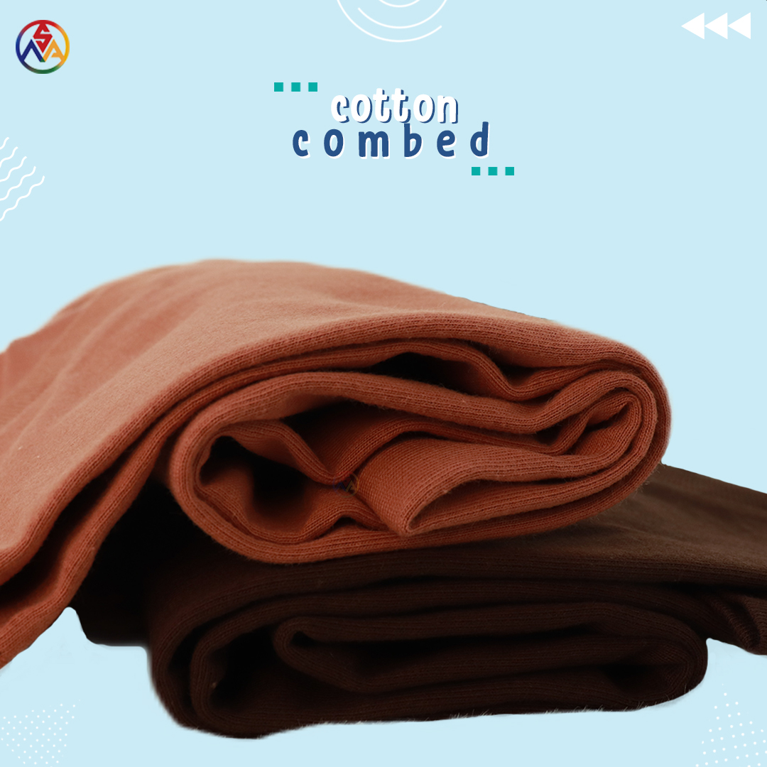 Harga kain Cotton Combed 30s 1 Roll